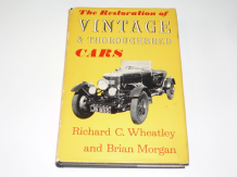 Restoration of Vintage and Thoroughbred Cars : The ( Wheatley & Morgan 1959)